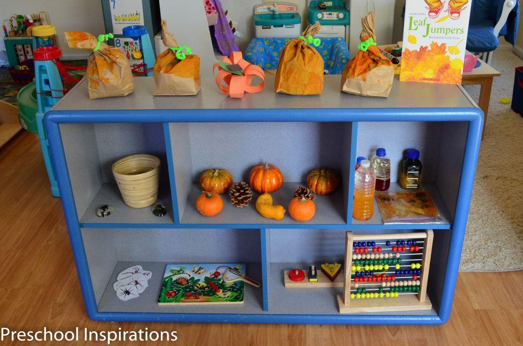 Preschool Math Area : Classroom Library Area Preschool