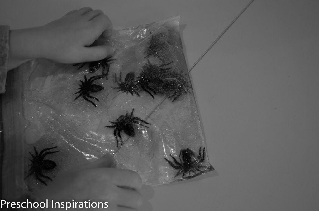 Squishy Bag Spider 3