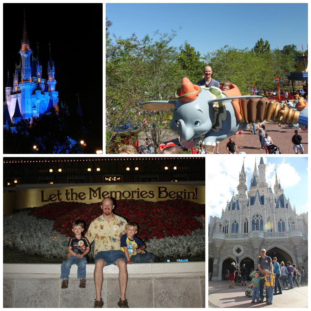 Magic Kingdom by Preschool Inspirations