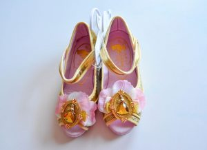 The Store in My Closet by Preschool Inspirations -- Princess slippers