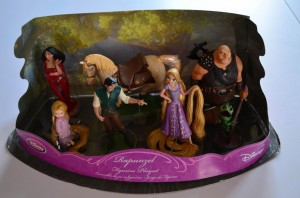 The Store in My Closet by Preschool Inspirations -- Rapunzel set