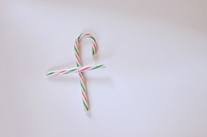 Candy Cane Literacy Game by Preschool Inspirations f