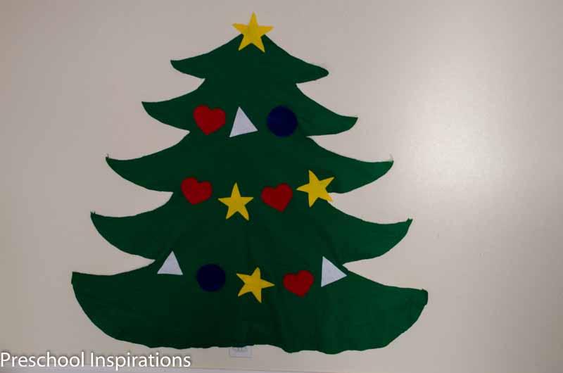 Felt Christmas Tree with a Twist by Preschool Inspirations-3