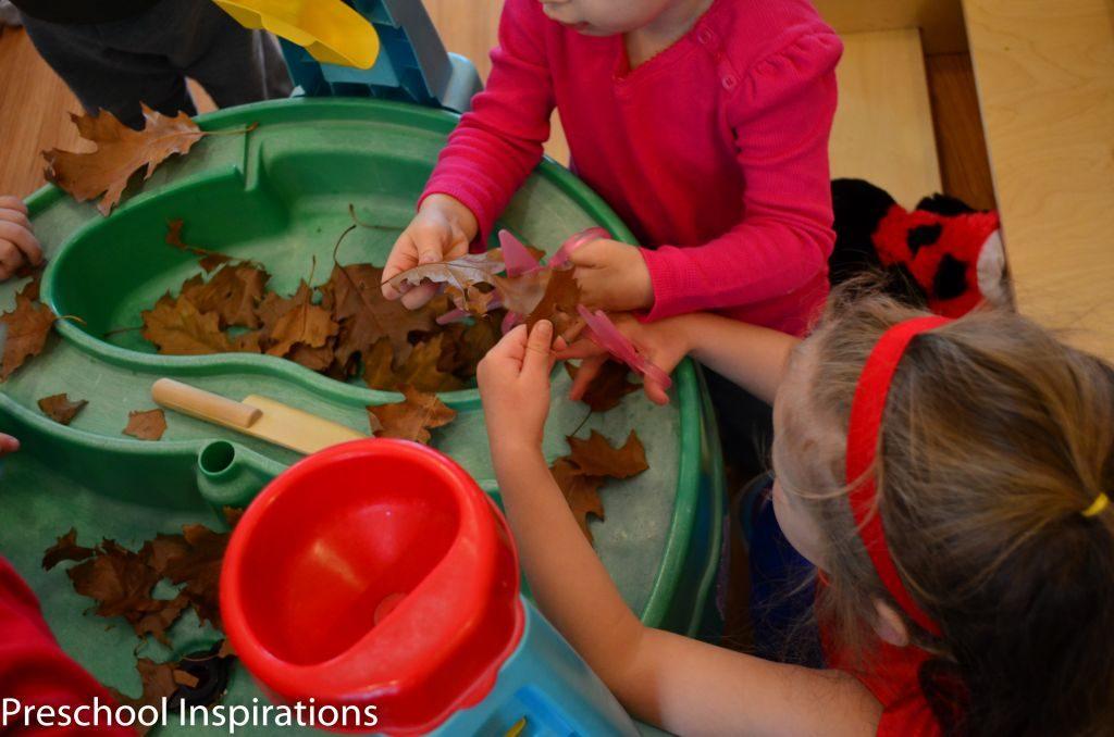 Open Ended Fine Motor Practice by Preschool Inspirations