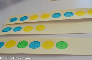 DIY Pattern Strips by Preschool Inspirations-5