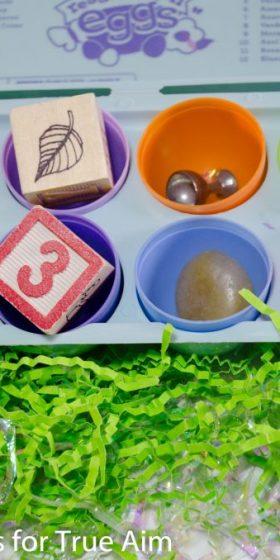 Hands-On Easter Activity for Preschoolers