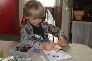 Preschool Inspirations- Butterfly Symmetry Activity-2