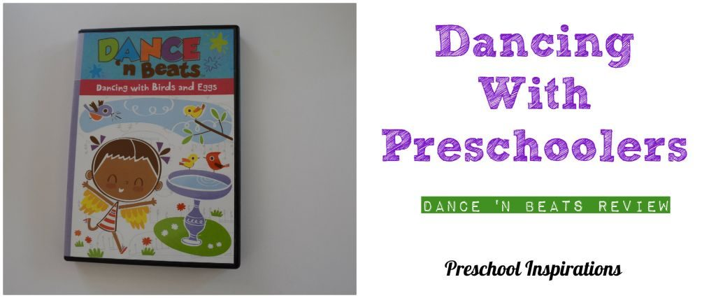 Dance n Beats Review by Preschool Inspirations