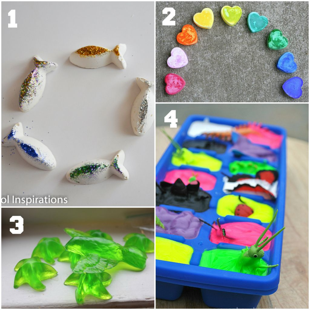 Ice Cube Tray Activities for Kids by Preschool Inspirations