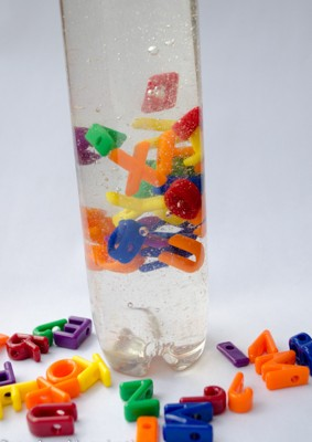 Alphabet Discovery Bottle by Preschool Inspirations-5