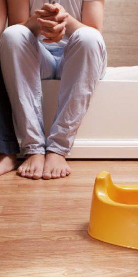 Three Essential Potty Training Tips