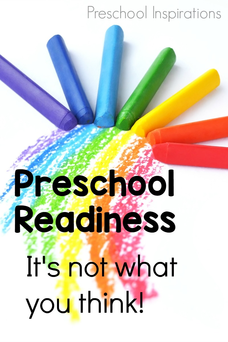 Are you preparing your child for preschool? Here are a preschool teacher's tips for getting a child ready for preschool!