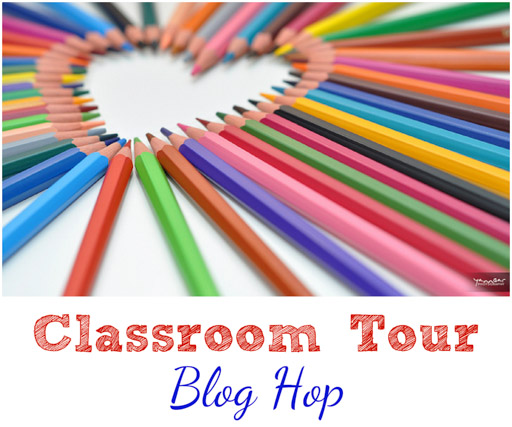 Preschool Classroom Tour Blog Hop
