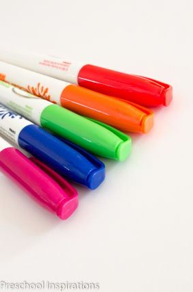 How to Save a Dried Out Marker by Preschool Inspirations-2