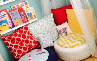 Cozy Corner with Tire Tutorial by Preschool Inspirations-5