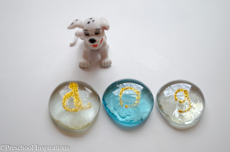 Glass Bead Moveable Alphabet-6