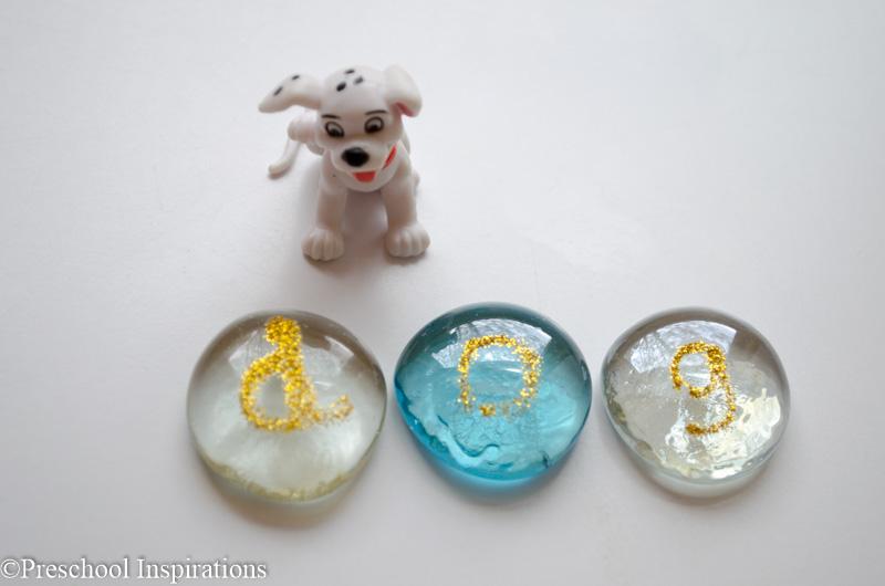 Glass Bead Moveable Alphabet-6