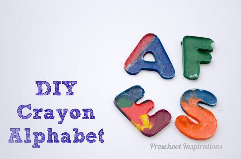 Crayon Alphabet - Preschool Inspirations-7