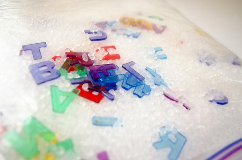 Alphabet Sensory Bag by Preschool Inspirations-6