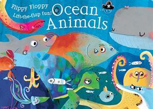 Flippy Floppy Ocean Animals