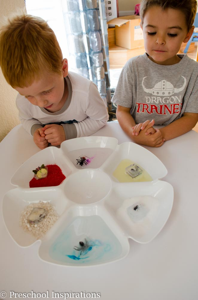 Ice Cube Melting Science Experiment by Preschool Inspirations-4