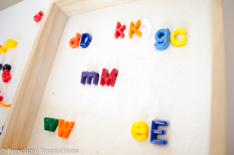 Alphabet Sand Tray Loose Pieces Play by Preschool Inspirations-4