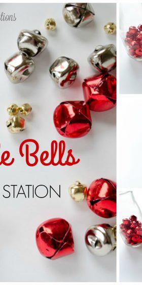 Jingle Bells Math Station