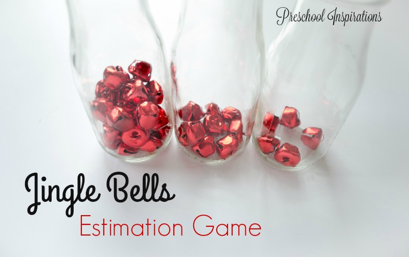 Jingle Bells Estimation Game by Preschool Inspirations