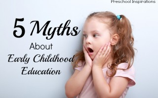 Five Myths About Early Childhood Education