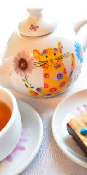 Take a Peek into Our Tea Time Tradition