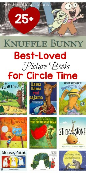 Best-Loved Circle Time Books