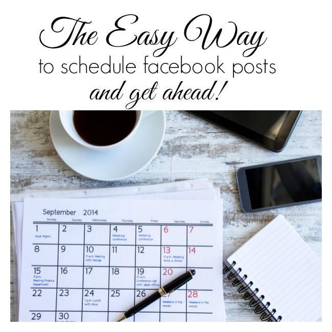 Want to grow your facebook page? Do it the smart way! Find out the best-kept secret for scheduling facebook.