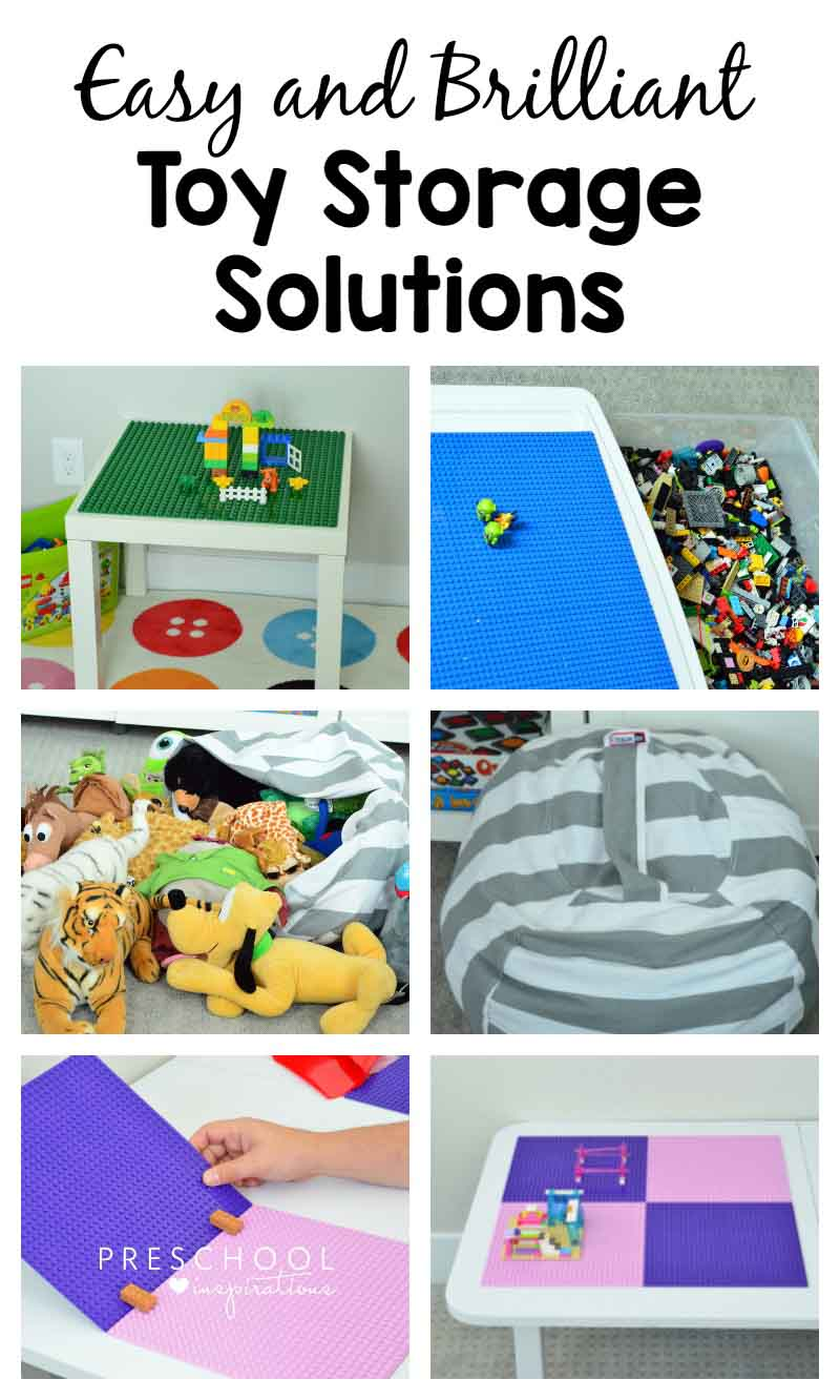 easy and brilliant toy storage and solutions for legos stuffed animals and cars