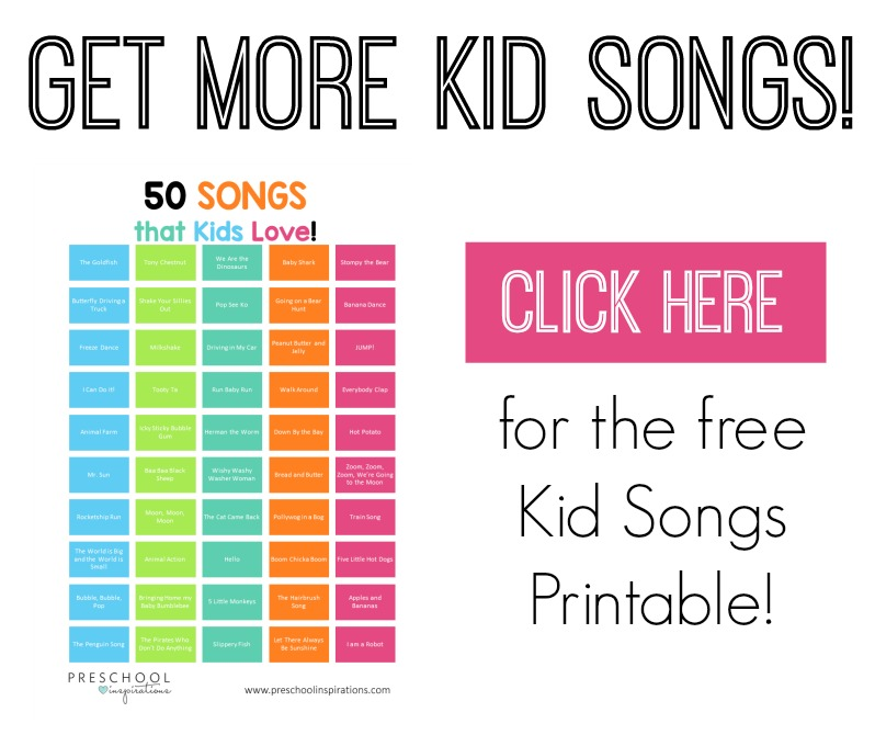 image relating to Make New Friends Song Printable referred to as The Least difficult Constructive Early morning Audio and Welcome Music - Preschool