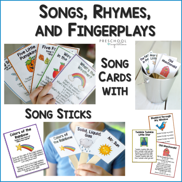 cover image for Songs and Song Sticks