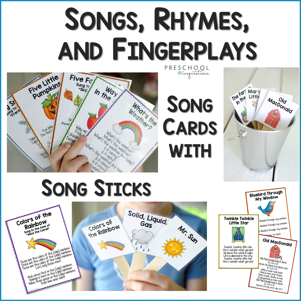 Songs and Song Sticks