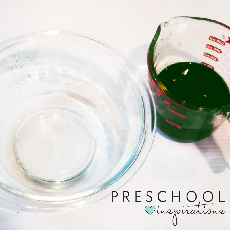 Need a great sensory activity for St. Patrick's Day? This leprechaun slime recipe is sure to be a hit!