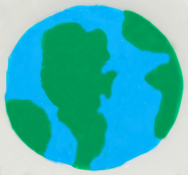 Celebrate Earth Day with this seriously amazing Earth Day slime