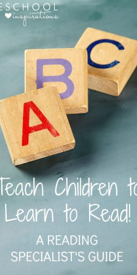 7 Skills Children Need When Learning to Read