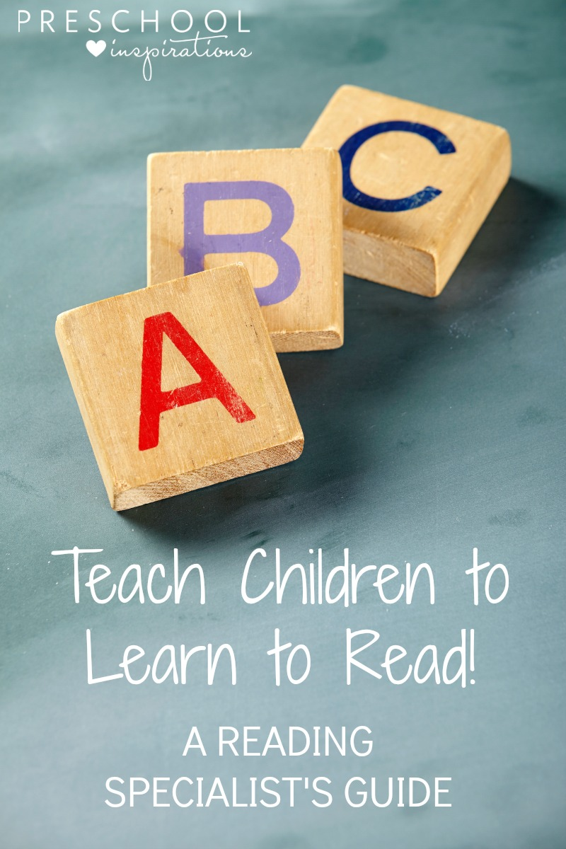 Need help teaching a child to learn to read? There are seven skills in order to help a child learn to read. Get a guide on helping a child learn to read from a certified teacher and Reading Specialist.