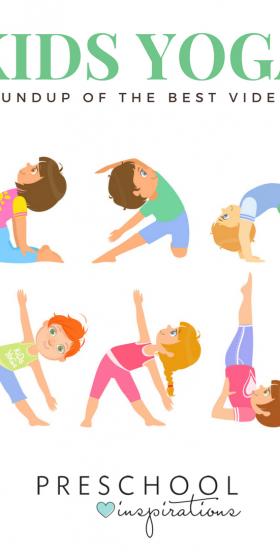 The Best Kid Yoga Videos