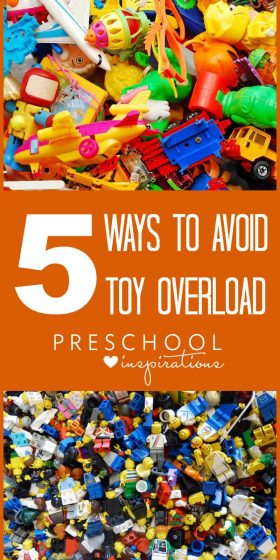 5 Ways to Avoid Having Too Many Toys