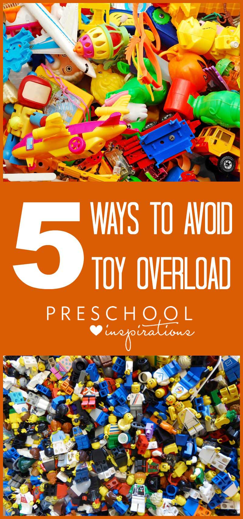 5 Ways to Avoid Toy Overload (In the Age of the Fidget Spinner). Are your kids drowning in too many toys and begging you for more? Try these true and tested ways to embrace toy minimalism.