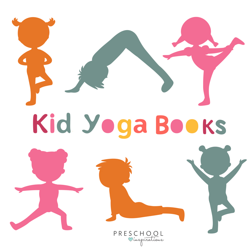 Must-read kid yoga books for mindfulness and calming activities.