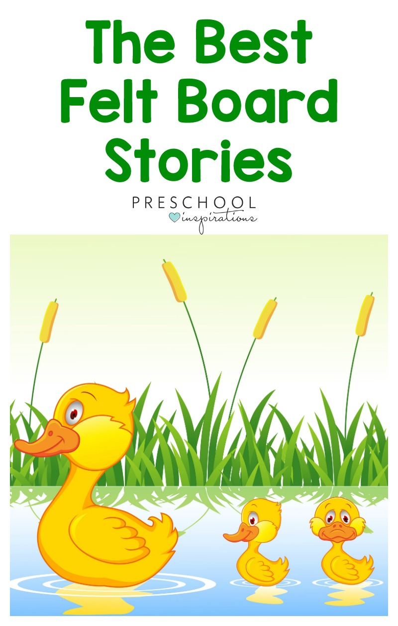 graphic about Printable Felt Board Stories known as The Easiest Felt Board Studies For Circle Period - Preschool