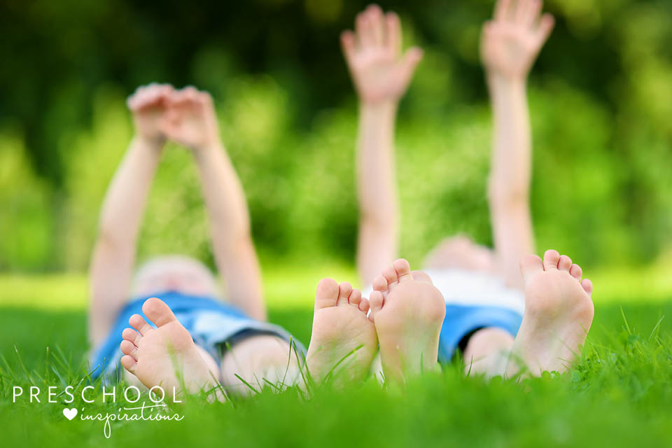 5 Simple Outdoor Mindfulness Activities for Preschoolers
