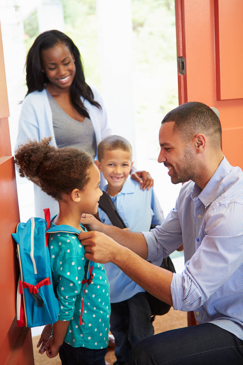 Back to School Survival Guide for Preschool Parents