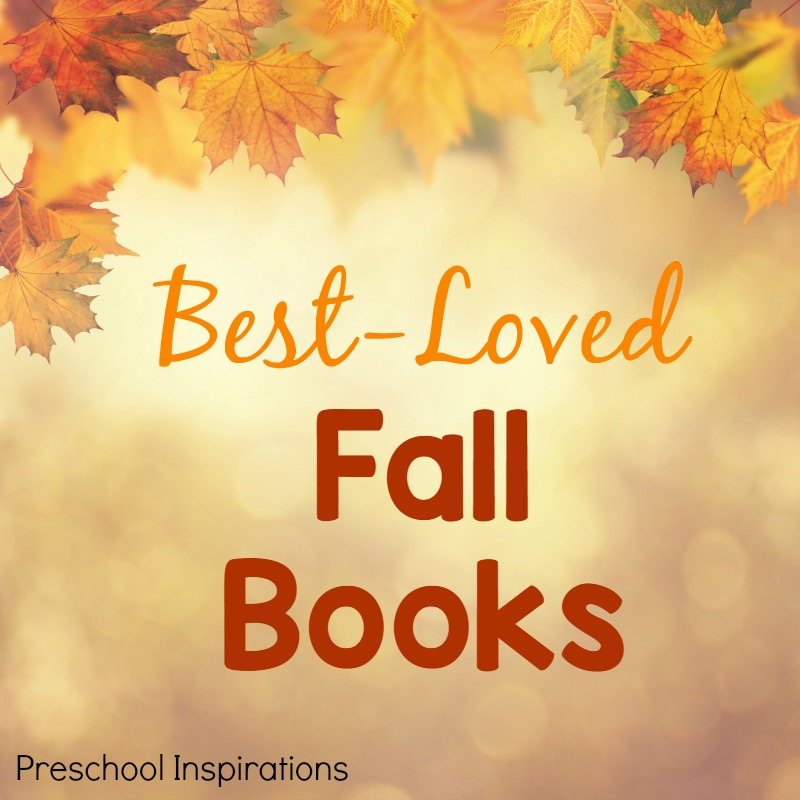 10 of the best fall books for preschoolers