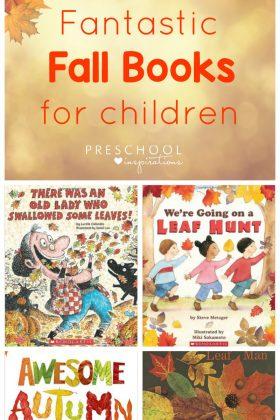 10 Fantastic Fall Books for Preschoolers