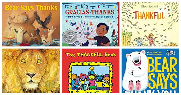 Children S Books About Gratitude And Thankfulness